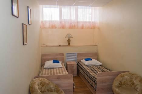 Сдается комната посуточно в Костроме, березовый проезд 7.
