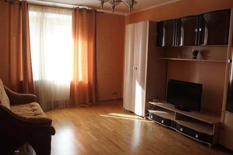 Сдается 1-комнатная квартира посуточно, ул.Воскресенская д.95.