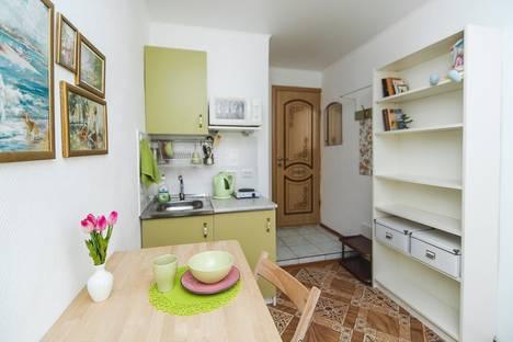Сдается 1-комнатная квартира посуточнов Омске, Новостроевская-4-я, д. 4.
