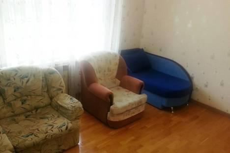 Сдается 3-комнатная квартира посуточно, ул. Чистопольская, 23.