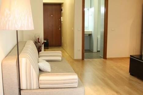 Сдается 1-комнатная квартира посуточнов Тюмени, Эрвье, 24к1.