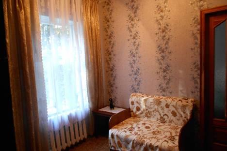 Сдается 2-комнатная квартира посуточнов Переславле-Залесском, ул. Московская, 16.