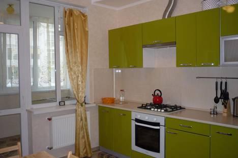 Сдается 2-комнатная квартира посуточнов Мирном, Демышева, 127.