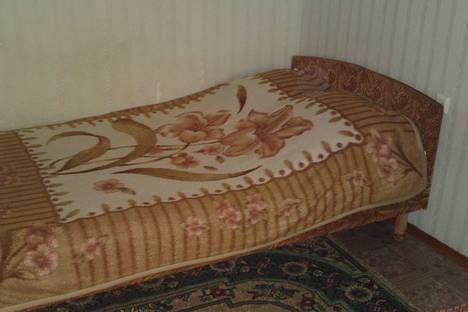 Сдается 1-комнатная квартира посуточно в Уральске, Жукова 12.