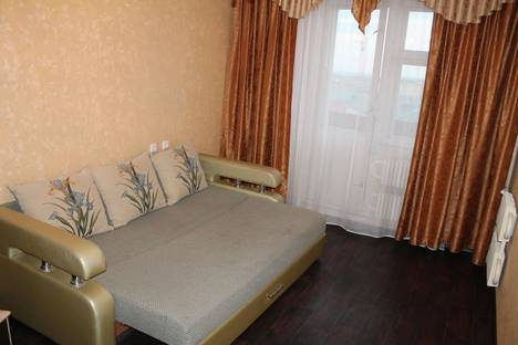 Сдается 1-комнатная квартира посуточно в Ельце, мкр - н Александровский д.6.