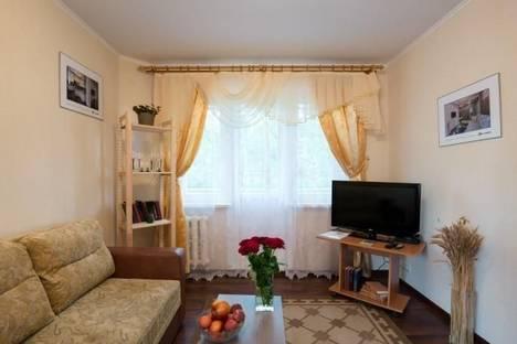Сдается 1-комнатная квартира посуточно в Минске, Золотая горка 14.
