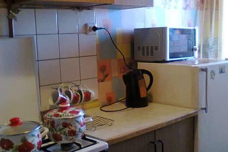 Сдается 2-комнатная квартира посуточно в Витебске, Строителей, 24/5.