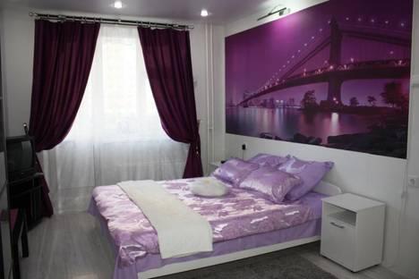 Сдается 1-комнатная квартира посуточнов Железнодорожном, проспект Героев 4.