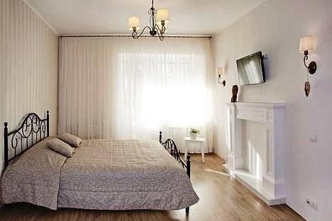 Сдается 1-комнатная квартира посуточнов Воронеже, Плехановская, 30.