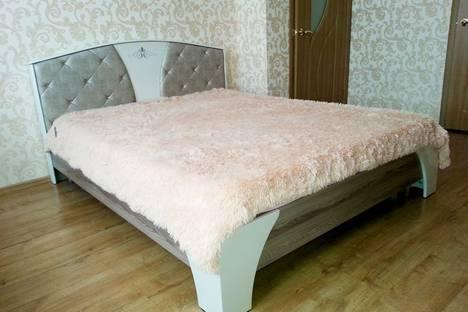 Сдается 1-комнатная квартира посуточно в Тобольске, 3Б микрорайон, 6\1.