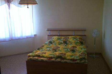 Сдается 2-комнатная квартира посуточно в Саранске, ул. Волгоградская, 114.