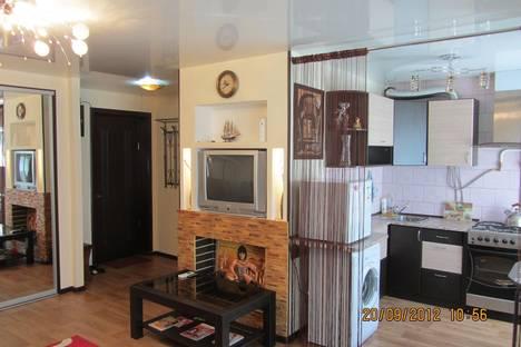 Сдается 1-комнатная квартира посуточно в Кривом Роге, Гагарина, 59.