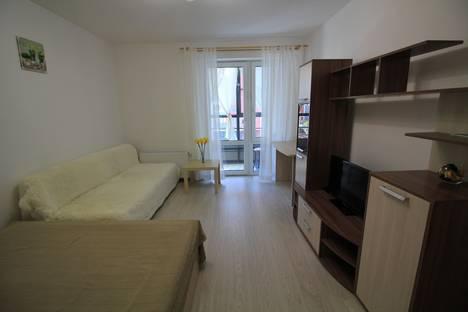 Сдается 1-комнатная квартира посуточнов Тюмени, ул. Газовиков, 69.