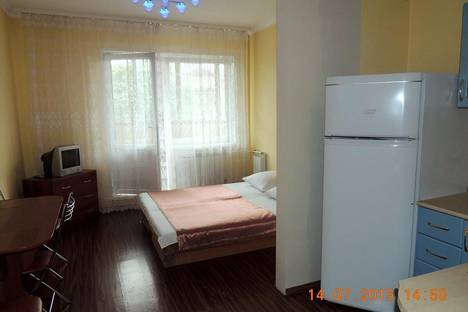 Сдается 1-комнатная квартира посуточно в Архангельске, Поморская 26.