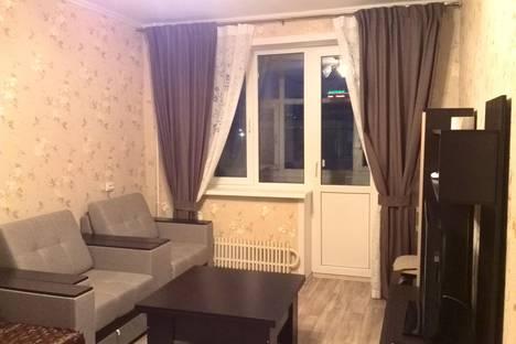 Сдается 1-комнатная квартира посуточнов Казани, ул. Четаева,  27А.