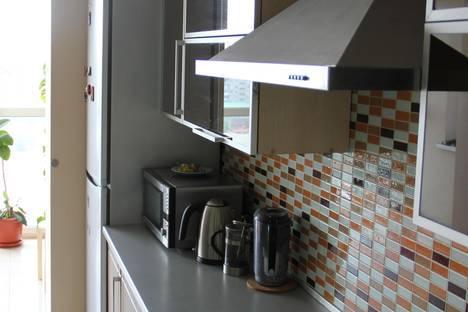 Сдается 3-комнатная квартира посуточнов Уфе, ул. Шафиева, 31.