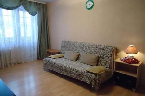 Сдается 1-комнатная квартира посуточнов Уфе, ул. Рабкоров, 2/3.