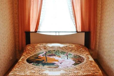 Сдается 2-комнатная квартира посуточно в Иванове, Громобоя 32а.