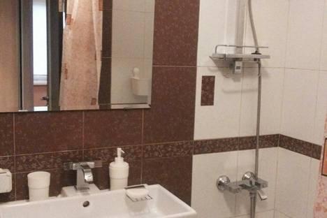 Сдается 1-комнатная квартира посуточно в Пушкине, Артиллерийская 12.