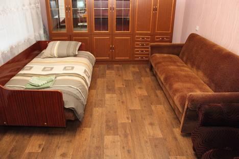 Сдается 1-комнатная квартира посуточно в Димитровграде, проспект Ленина, д.13.