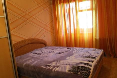 Сдается 2-комнатная квартира посуточно в Саках, Советская 28.