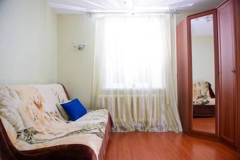 Сдается 2-комнатная квартира посуточнов Ухте, ул. Дзержинского, 43.
