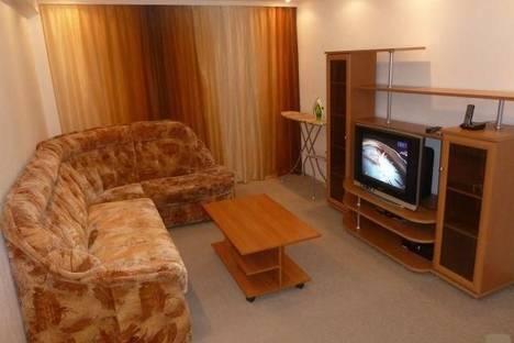 Сдается 1-комнатная квартира посуточнов Воркуте, ул. Ленина, 30Б.