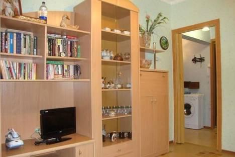 Сдается 1-комнатная квартира посуточно в Алуште, Виноградная, 20.