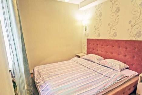 Сдается 2-комнатная квартира посуточно в Харькове, Космическая, 24а.