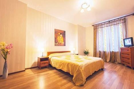 Сдается 2-комнатная квартира посуточно в Харькове, Пушкинская, 11/13.
