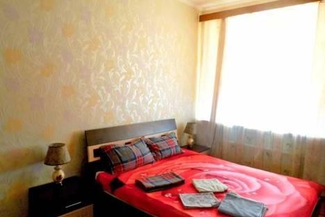 Сдается 2-комнатная квартира посуточно в Харькове, Кирова, 11.