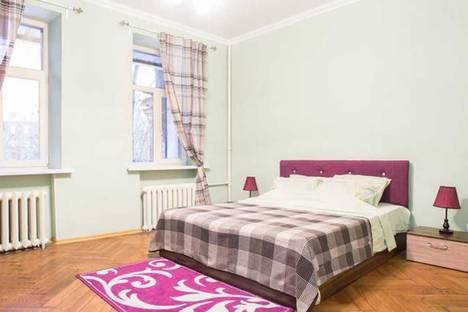 Сдается 3-комнатная квартира посуточно в Харькове, Дарвина, 12.