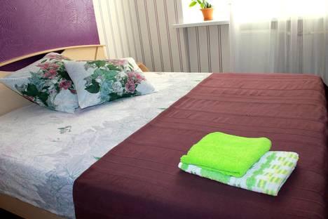 Сдается 1-комнатная квартира посуточнов Тюмени, Мельникайте, 66.