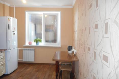 Сдается 1-комнатная квартира посуточно в Ульяновске, проспект Туполева, 14.