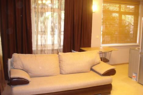 Сдается 1-комнатная квартира посуточнов Сочи, ул. Цветочная, 44/2.