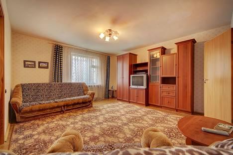 Сдается 1-комнатная квартира посуточнов Пушкине, Пятилеток проспект, д. 13, корп. 1.
