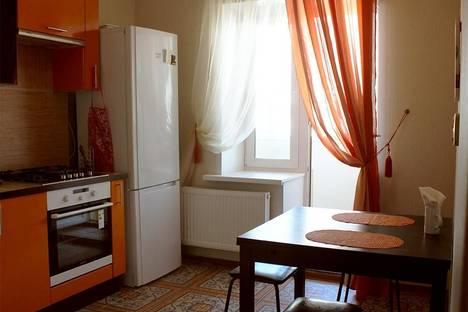 Сдается 1-комнатная квартира посуточнов Твери, 1-я ул. Трусова, 1.