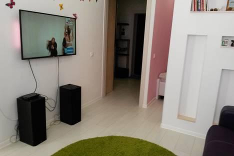 Сдается 2-комнатная квартира посуточно в Анапе, ул. Омелькова, 28.