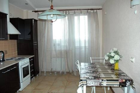 Сдается 1-комнатная квартира посуточно в Астрахани, Куликова 54.