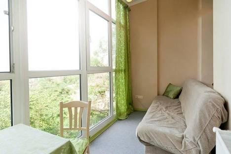 Сдается 1-комнатная квартира посуточно в Одессе, Дерибасовская улица, 1.