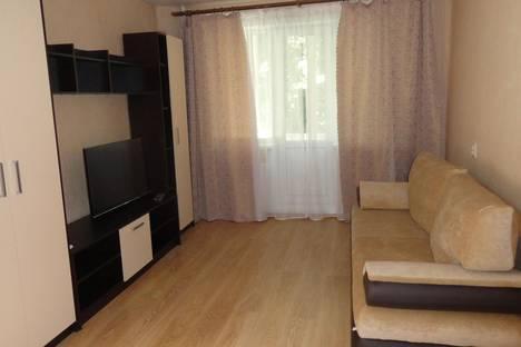 Сдается 1-комнатная квартира посуточнов Тамбове, ул. Рабочая, 34к1.