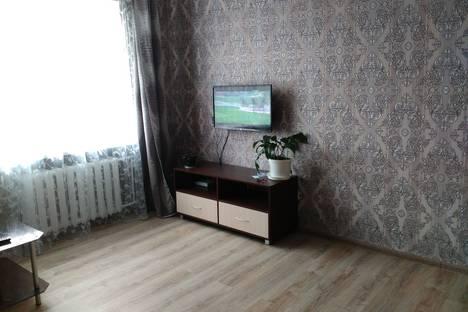 Сдается 1-комнатная квартира посуточно в Волковыске, улица Первомайская 5.