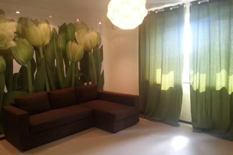 Сдается 1-комнатная квартира посуточнов Тюмени, ул. Максима Горького, 83.