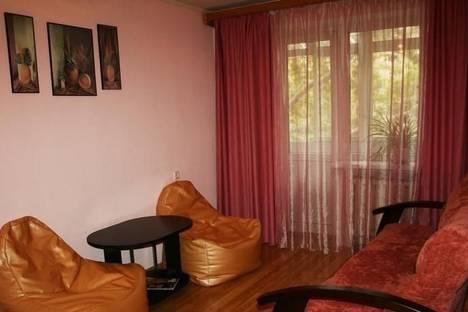 Сдается 1-комнатная квартира посуточно в Одессе, проспект Шевченко, 21.