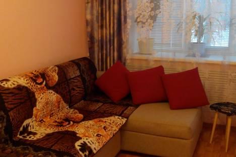 Сдается 1-комнатная квартира посуточно в Пскове, ул. Юбилейная, 71.