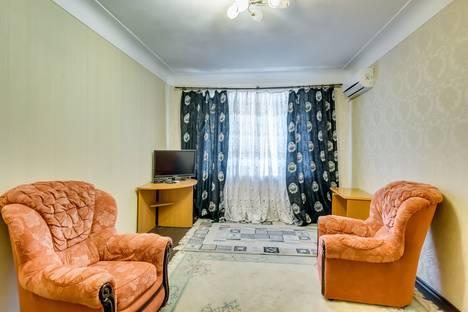 Сдается 2-комнатная квартира посуточнов Ростове-на-Дону, Пушкинская 243.