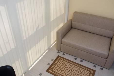 Сдается 1-комнатная квартира посуточно в Адлере, Известинская, 20.