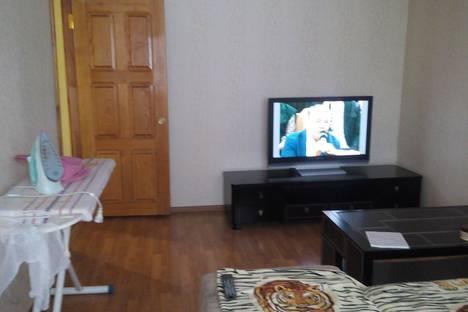 Сдается 1-комнатная квартира посуточнов Небуге, ул.Ленинградская 11.