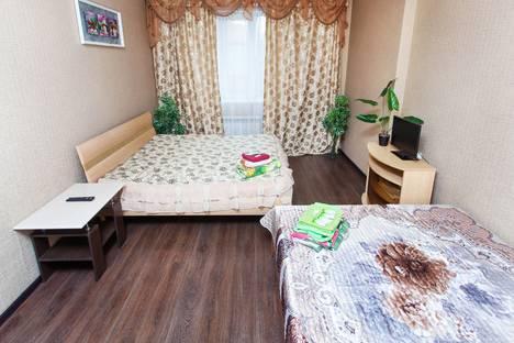 Сдается 3-комнатная квартира посуточнов Новосибирске, Военная 9/2.