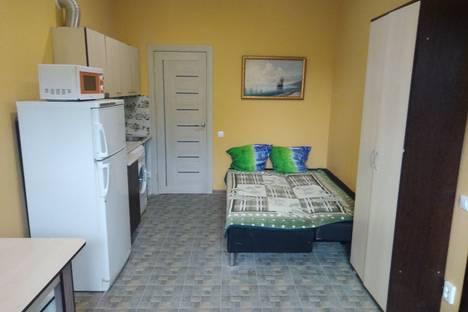 Сдается 1-комнатная квартира посуточно в Новороссийске, ул. Маяковского, 11.